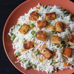 paneer pulao recipe, how to make paneer pulao | pulao recipe