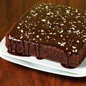 Ragi chocolate cake | Eggless ragi cake | Finger millet chocolate cake
