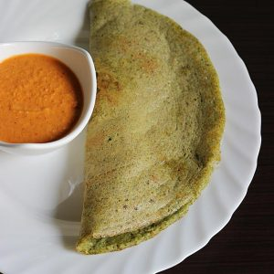 Pesarattu recipe |  Moong dal dosa recipe |  How to make pesarattu dosa