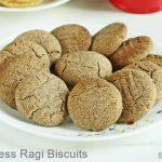 ragi biscuits recipe