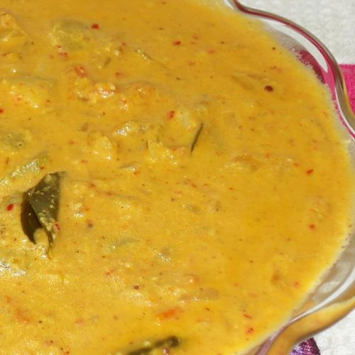 Ridge gourd curry recipe   Beerakai kura   Heerekai palya