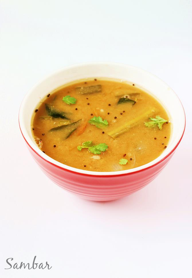 sambar recipe south indian sambar recipe