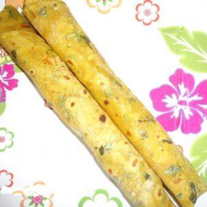 cauliflower paratha for kids | kids paratha recipes