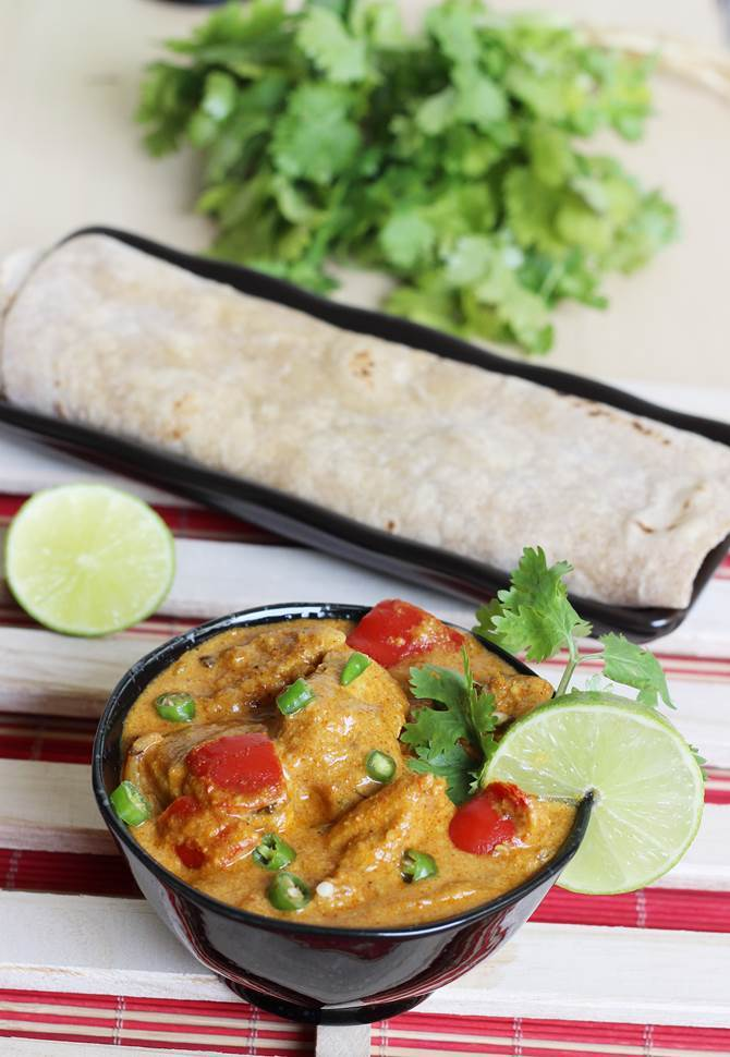 chicken tikka masala swasthis recipes