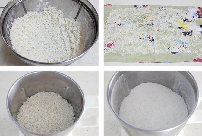 how to make rice rava recipe