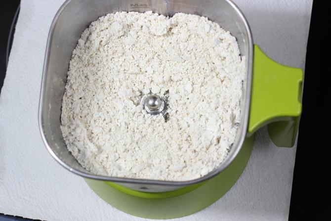 powdered oats