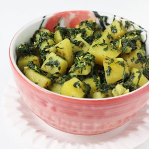 Aloo methi recipe | How to make aloo methi | Methi recipes