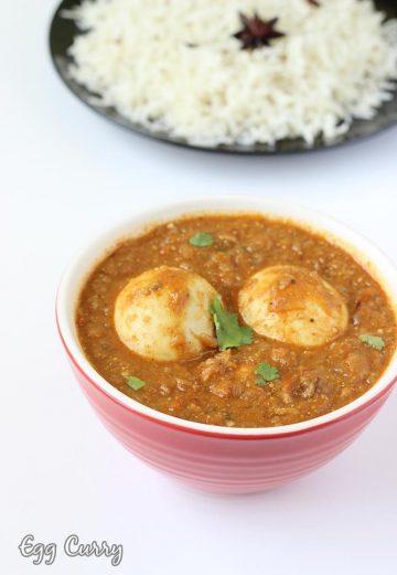 Egg curry recipe | How to make egg curry | Egg curry recipes