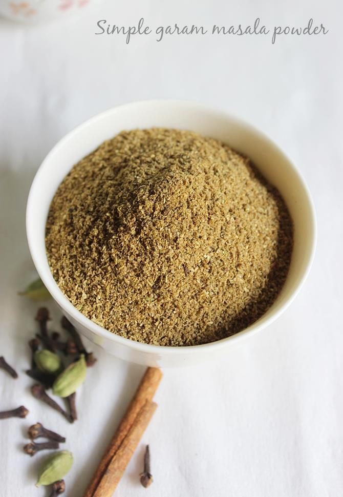garam masala recipe swasthis recipes