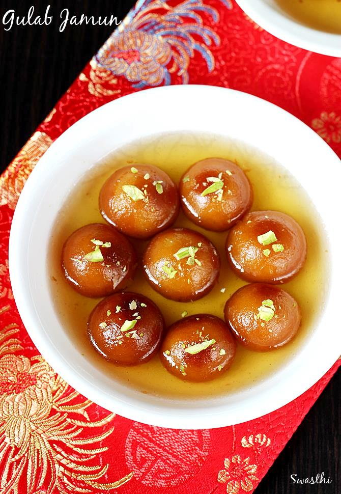 Gulab jamun recipe how to make gulab jamun recipe with milk powder gulab jamun recipe swasthis recipes forumfinder Gallery