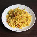 puffed rice upma , borugula upma