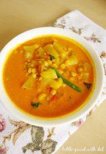 sorakaya curry