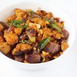 Brinjal fry recipe | Andhra style vankaya fry recipe