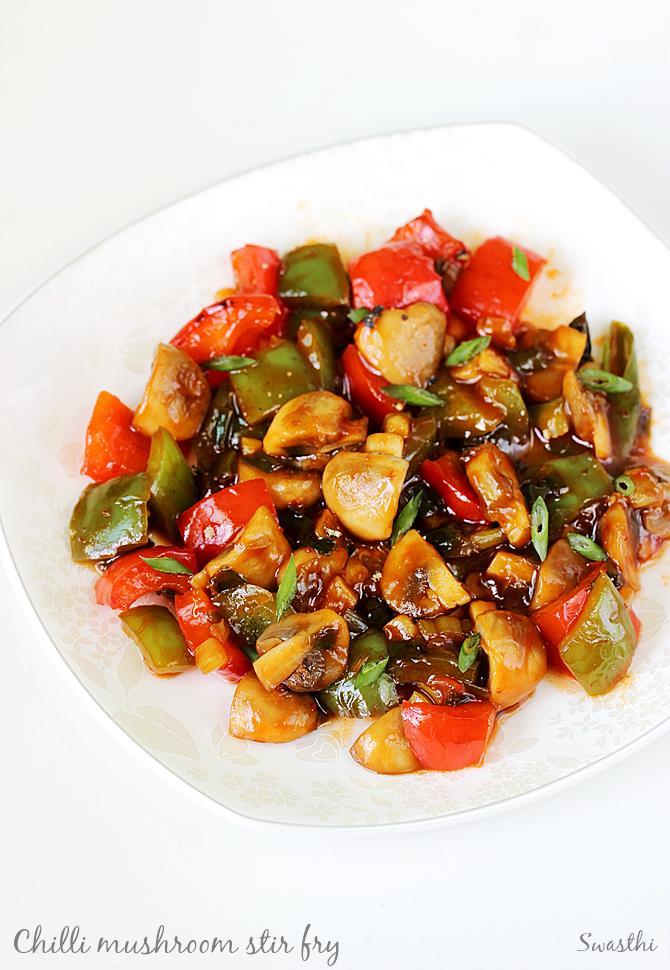 Mushroom Recipes 17 Healthy Simple Indian Mushroom Recipes