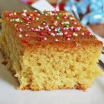 eggless orange cake recipe