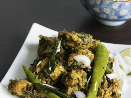 green chilli chicken recipe, andhra chilli chicken