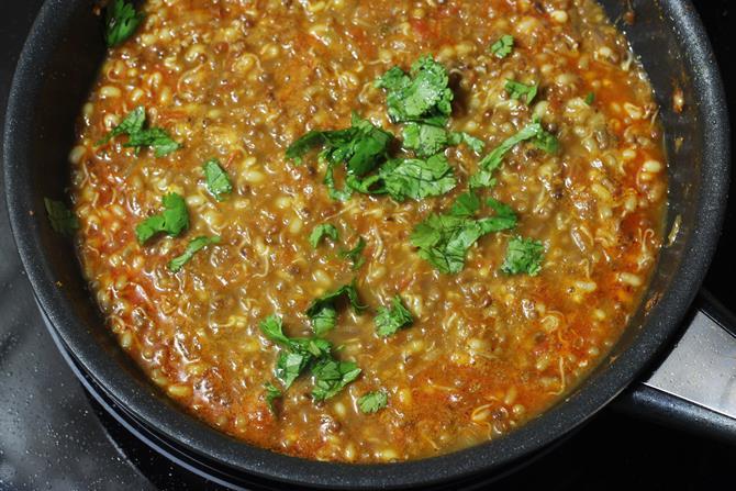 maharastrian misal pav recipe