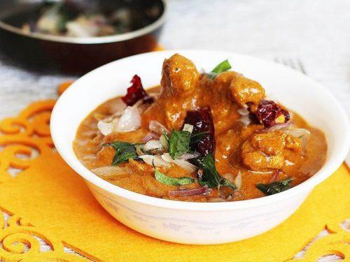 nadan chicken curry recipe