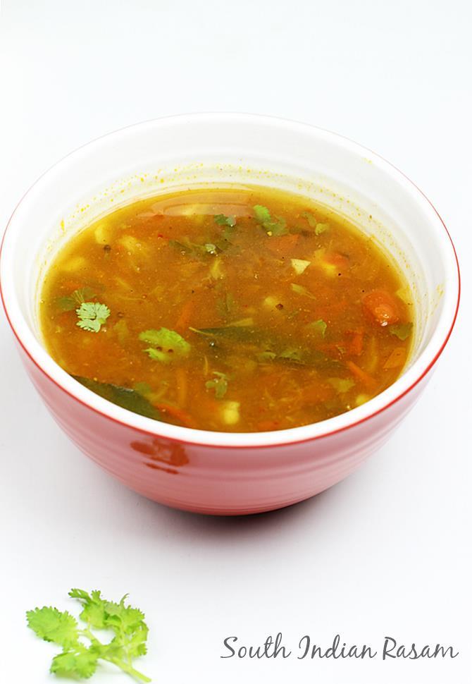 rasam recipe swasthis
