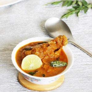 Chicken chettinad gravy recipe | Chettinad chicken curry recipe