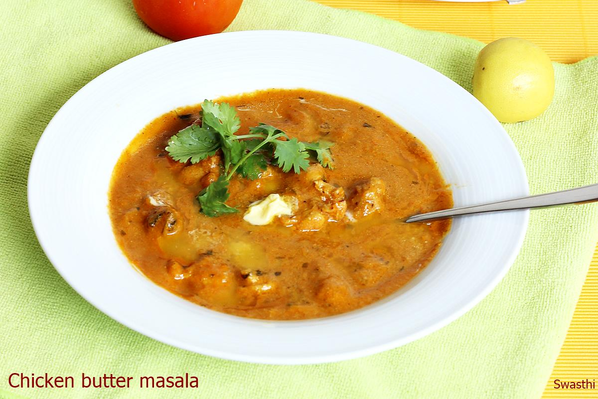 chicken butter masala