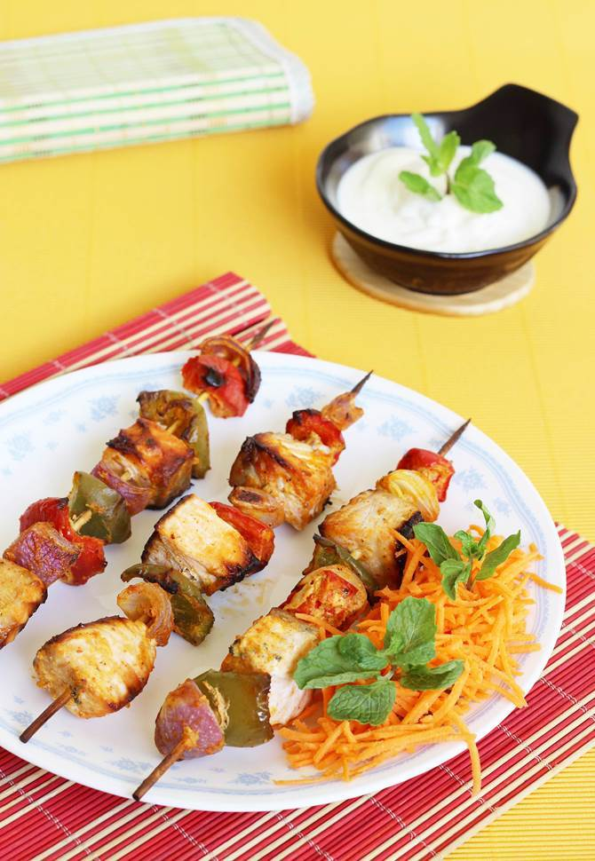 fish tikka in oven swasthis recipes