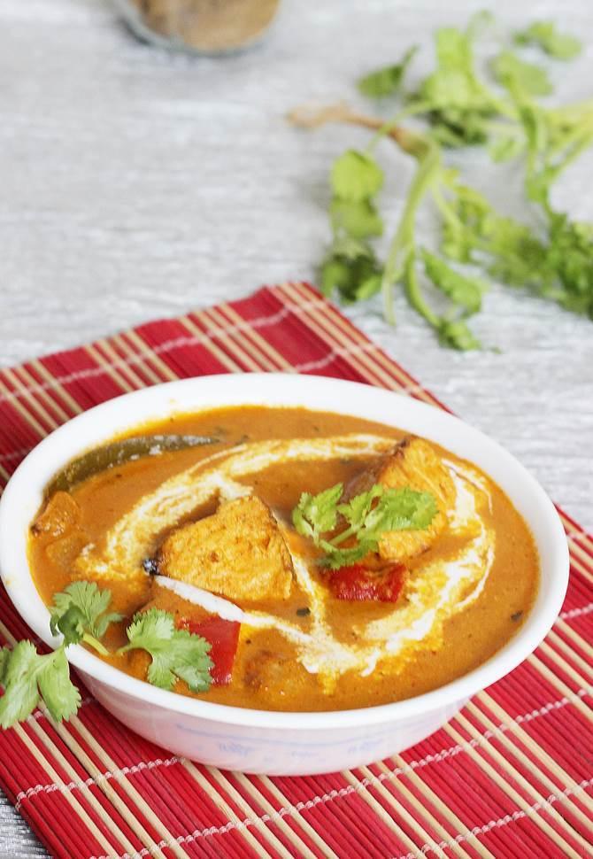 Fish Tikka Masala Recipe Indian Grilled Fish Recipes