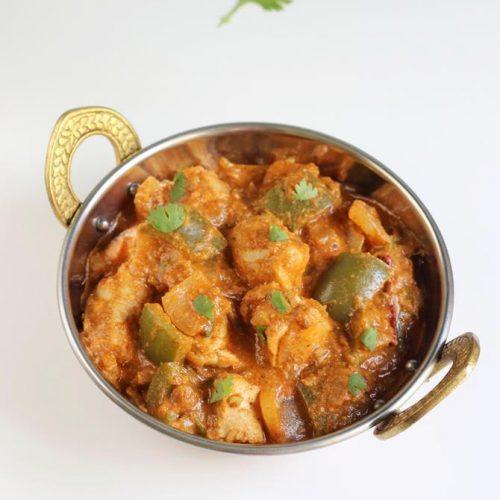 Kadai chicken recipe | Chicken karahi