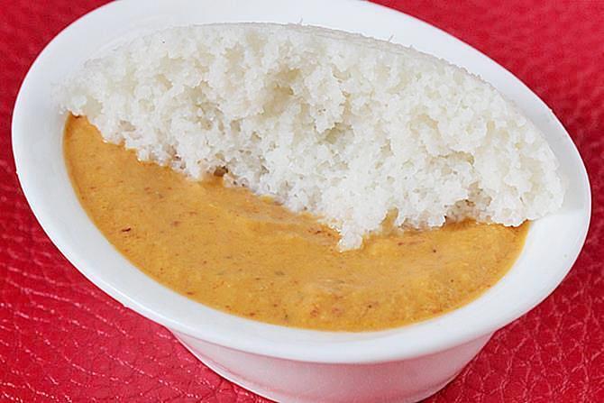 soft idli recipe using mixer grinder