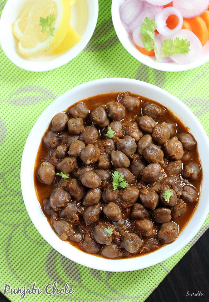 Chole recipe how to make punjabi chole masala recipe chole recipe punjabi chole masala forumfinder Gallery