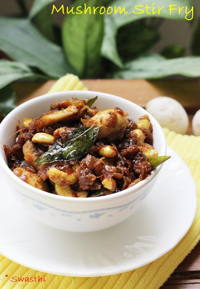 recipe: mushroom fry in tamil [29]