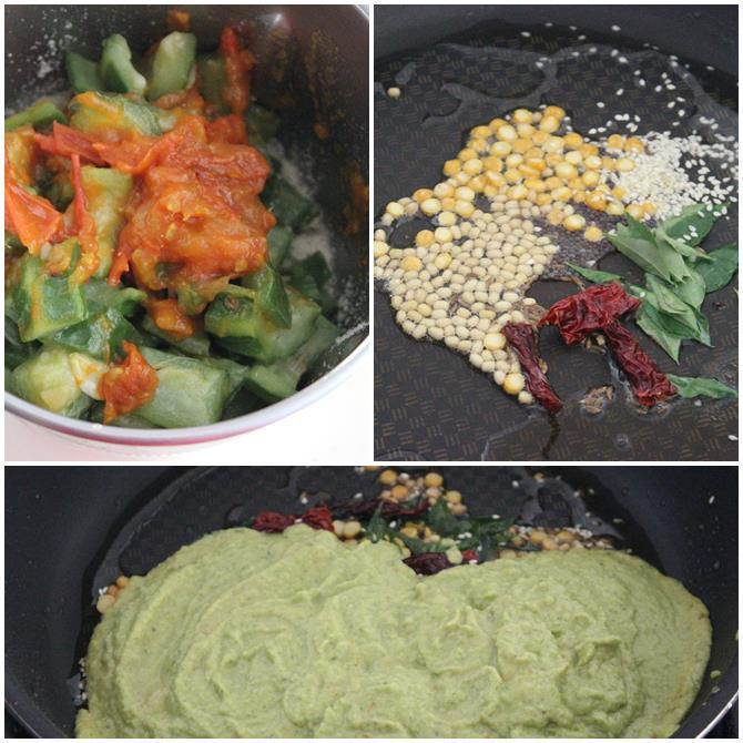 andhra beerakaya pachadi recipe