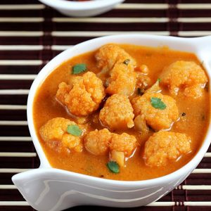 Gobi masala recipe   Cauliflower masala curry   Indian cauliflower recipes