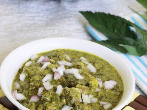 gongura chicken curry recipe