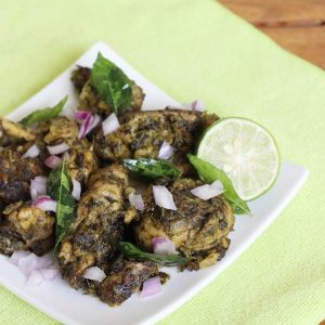 gongura chicken fry recipe