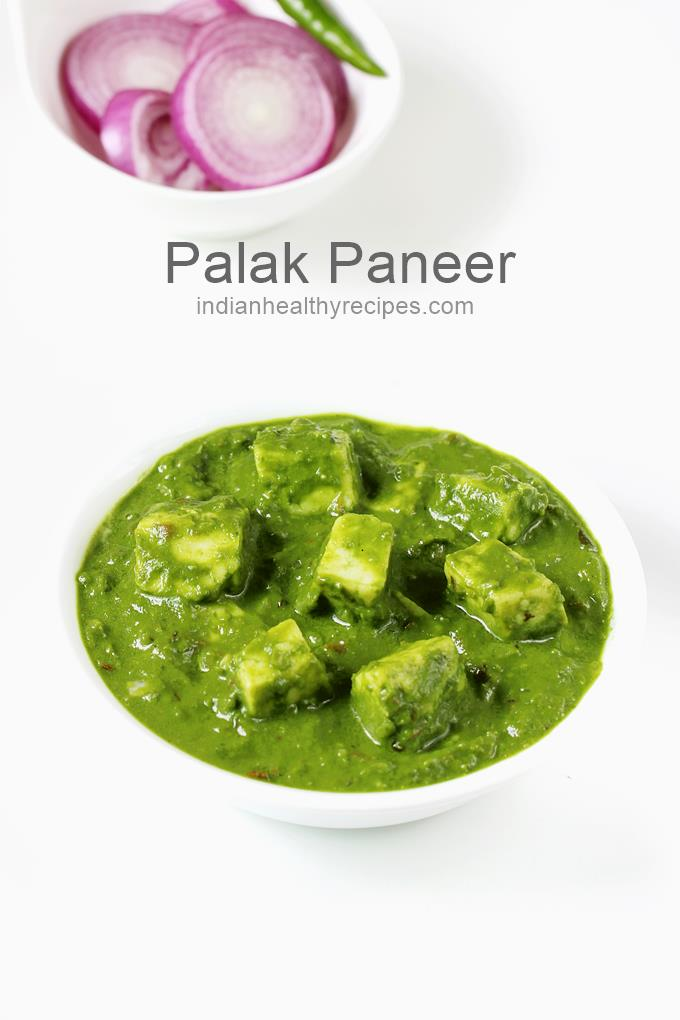 Palak Paneer Recipe How To Make Palak Paneer Restaurant Style Recipe