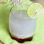 barley water