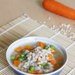 vegetable barley soup recipe