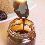 how to make dates syrup