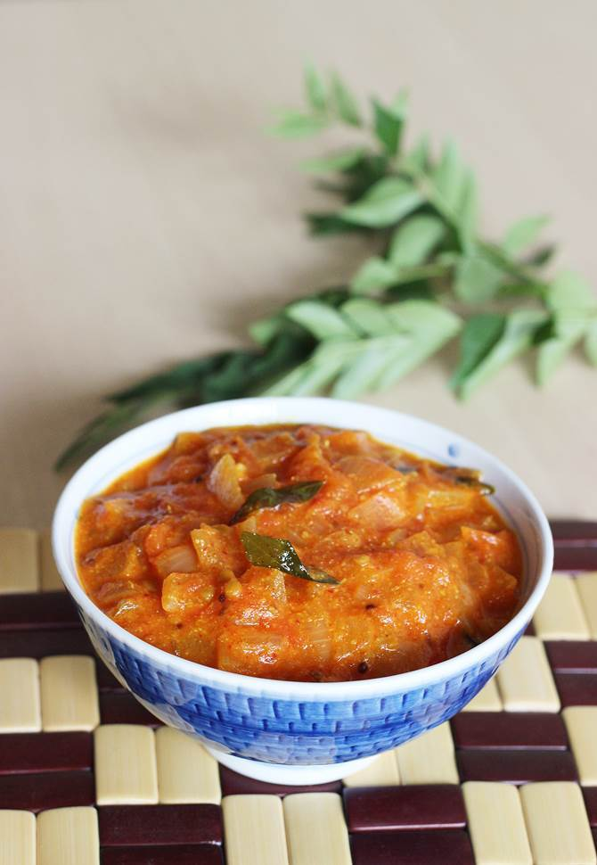 Tomato curry recipe andhra tomato kura tomato recipes forumfinder Choice Image