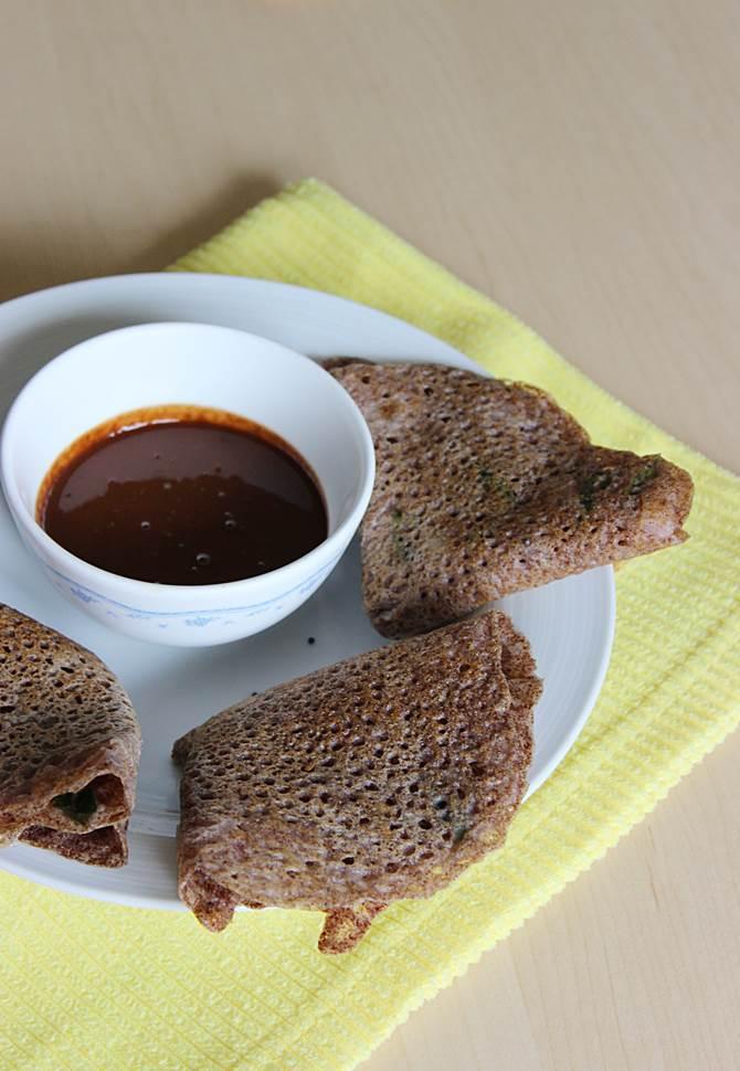ragi dosa recipe swasthis recipes