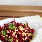 beetroot kosambari recipe