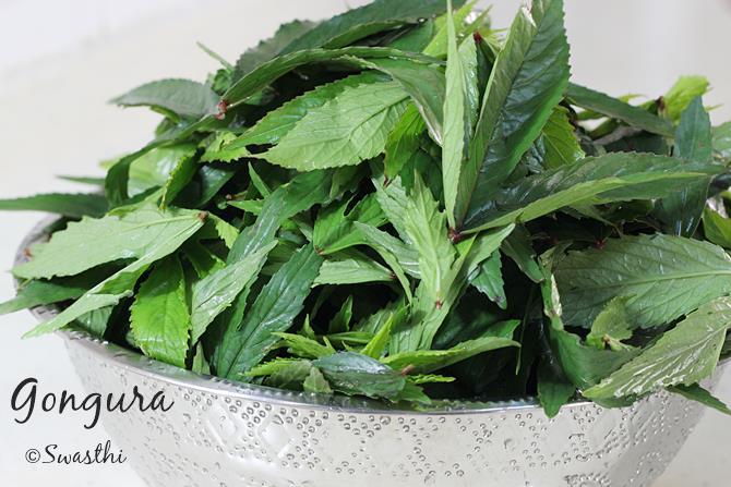 gongura pachadi swasthis recipes