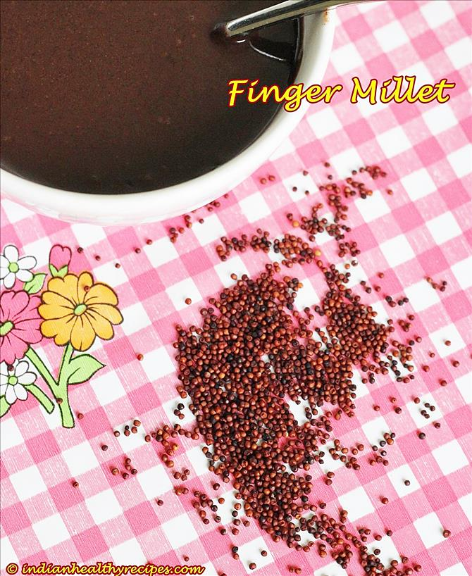 How To Make Ragi Java