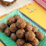 coconut laddu recipe with jaggery
