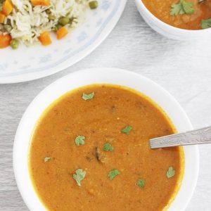 Shorba recipe | Sherva recipe | Veg side gravy for biryani | Biryani shorba