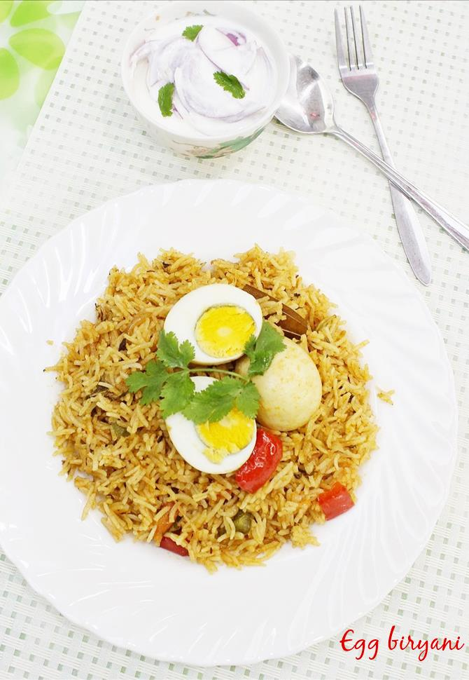 How to cook egg biryani in tamil