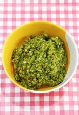 green chilli chutney recipe