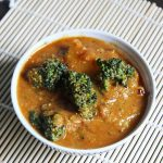 broccoli gravy indian recipe