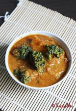 broccoli gravy indian recipe